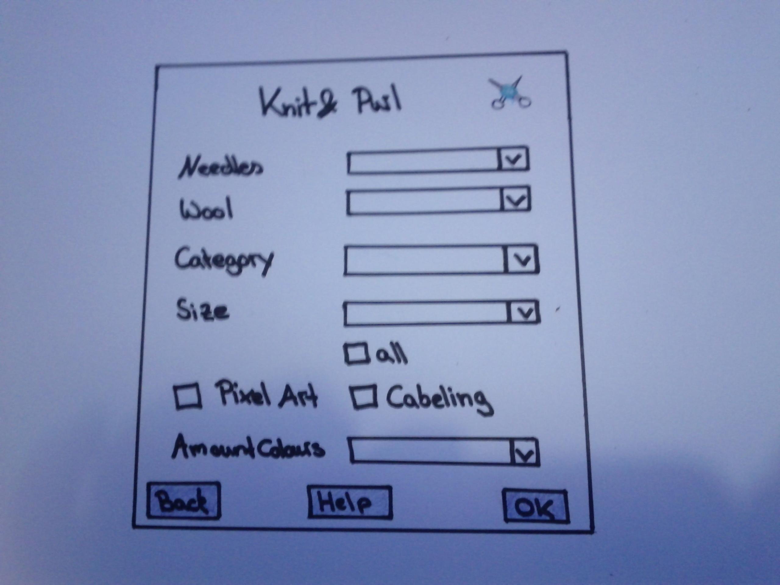 Knit & Purl – The Knitting Pattern Generator – Butterflies & Hurricanes